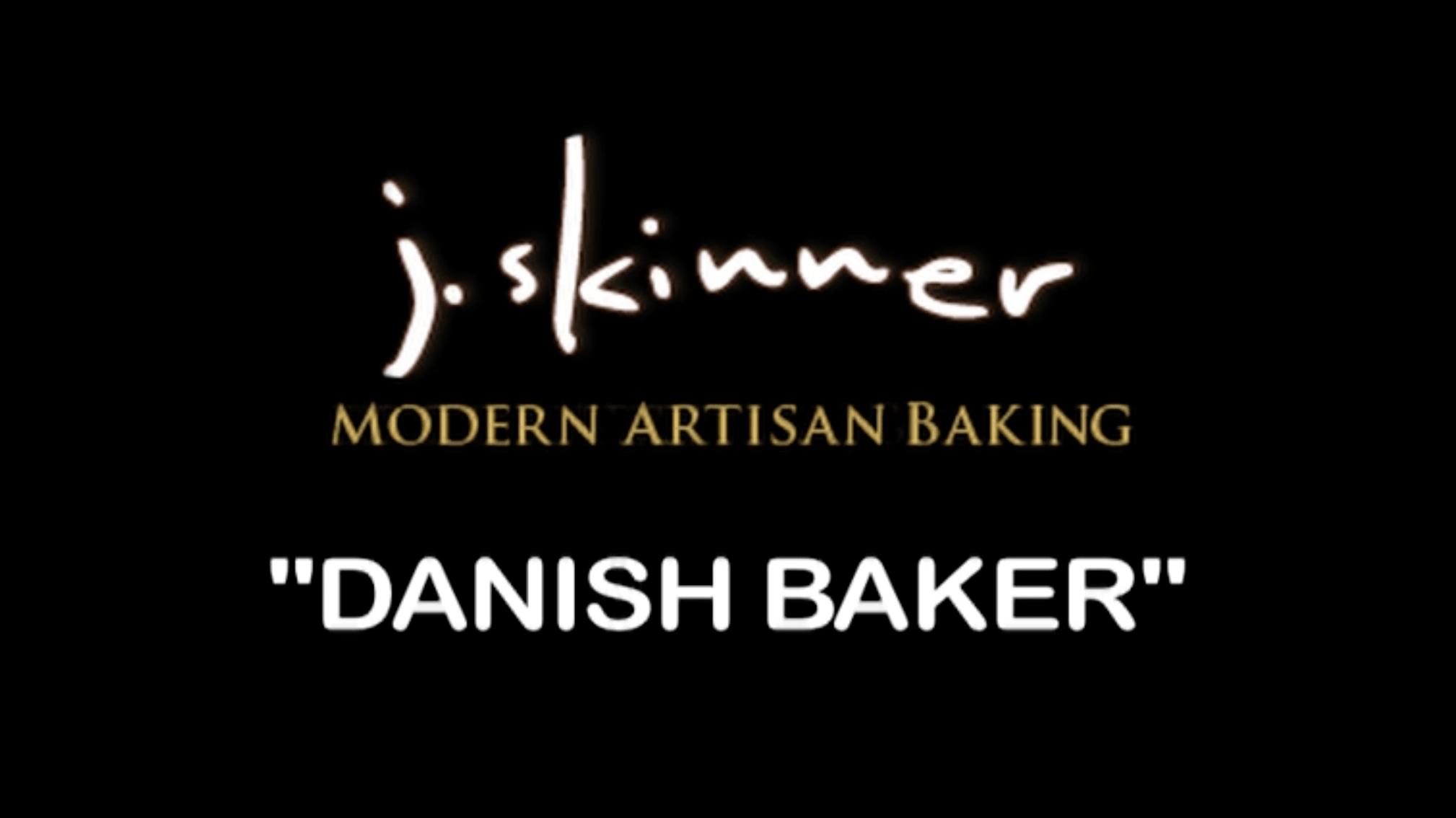 j. skinner Danish Baker
