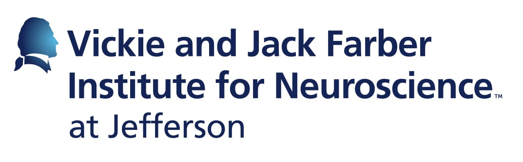Vickie and Jack Farber Institute for Neuroscience at Jefferson logo