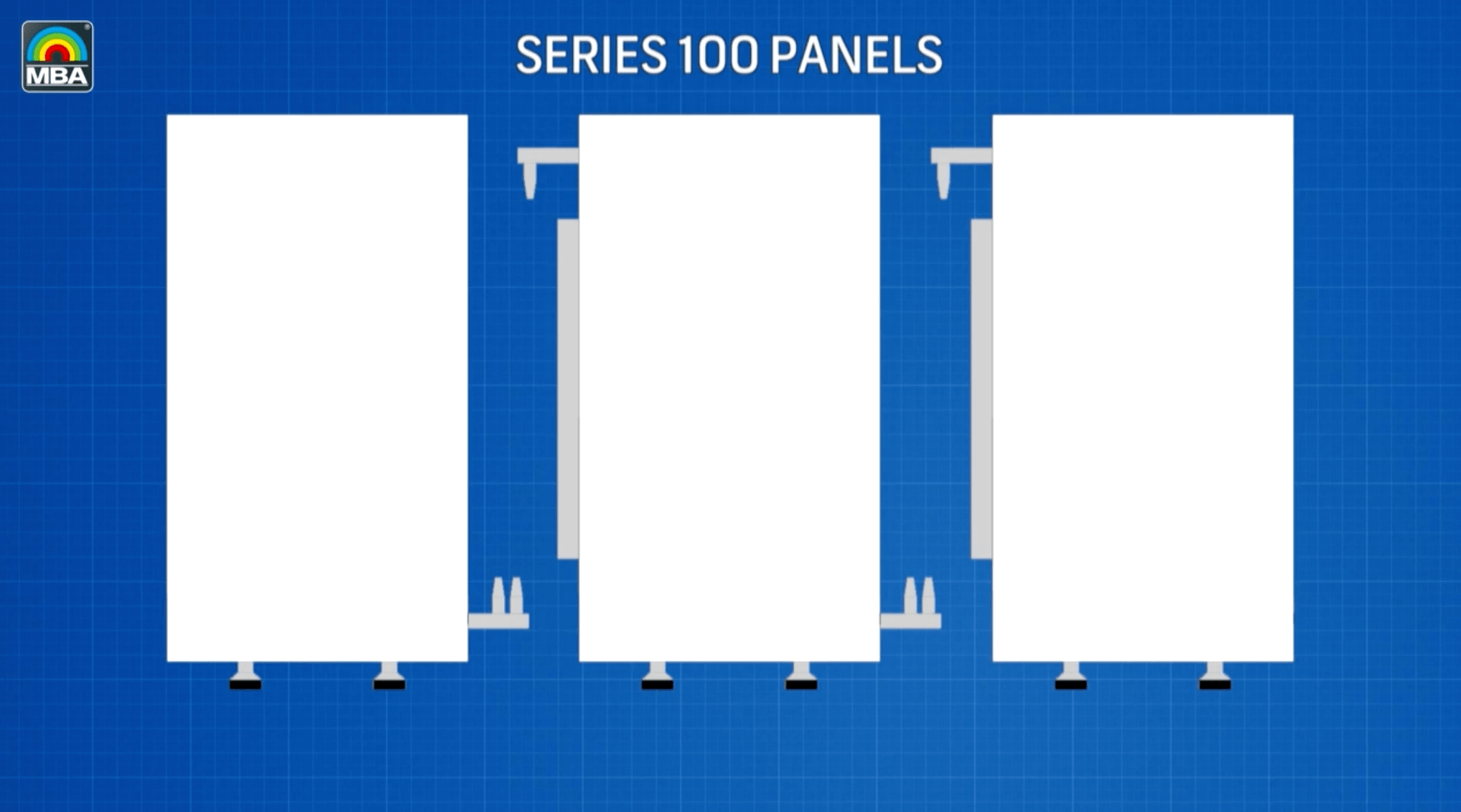 MBA series 100 panels