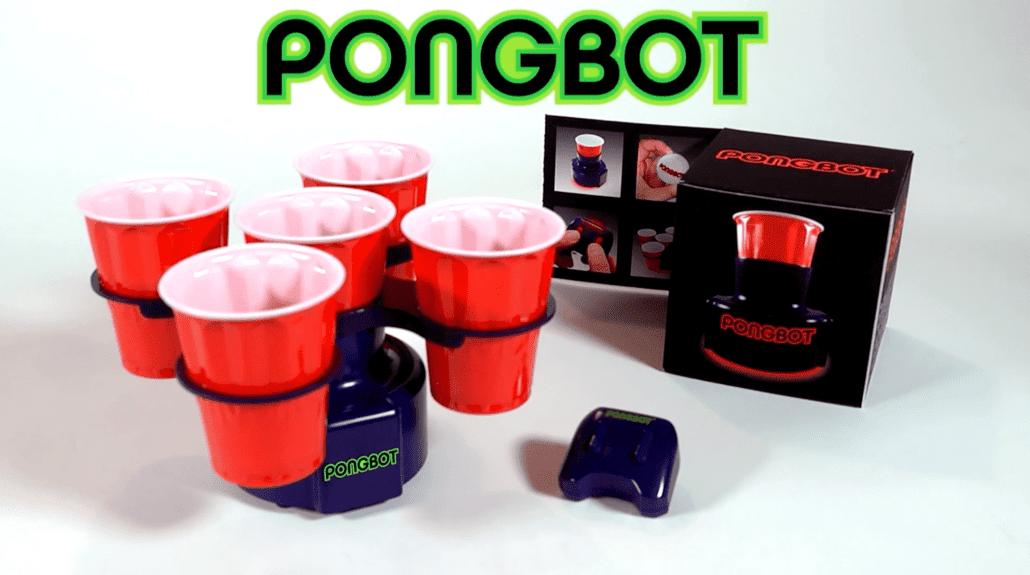 Pongbot