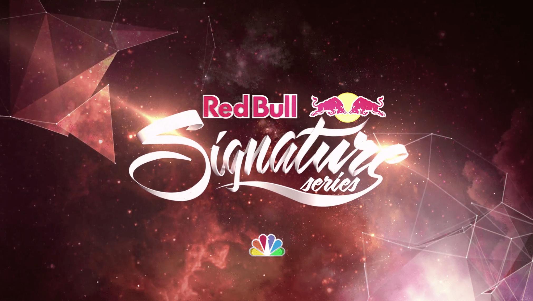 RedBull Signature Series